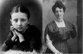 Lucy Maud Montgomery da bambina e da adulta