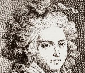 Ritratto di Lorenza Feliciani, moglie di Cagliostro