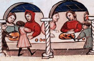 Una cena medievale