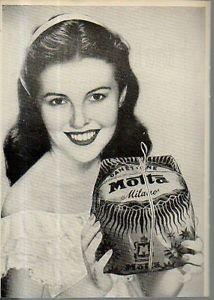 Vecchia pubblicità del panettone Motta