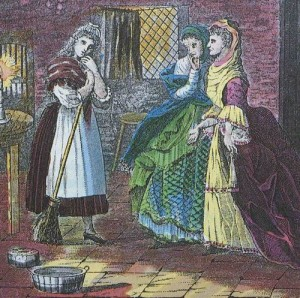 Aschenputtel, uno tra i racconti più celebri di Perrault