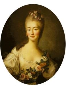 Ritratto di Madame Du Barry
