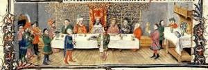 Una tavola medievale