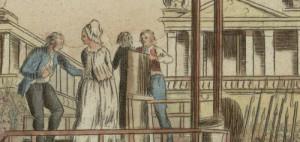 Maria Antonietta al patibolo