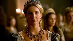 """Annabelle Wallis è Jane Seimour nello sceneggiato """"The Tudors"""""""
