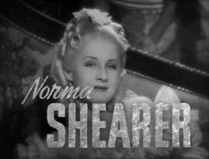 "Norma Shearer in ""Maria Antonietta"", 1938"