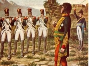 13 Ottobre 1815: fucilazione di Gioacchino Murat