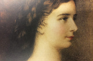 Tutta la bellezza di Sissi in un ritratto