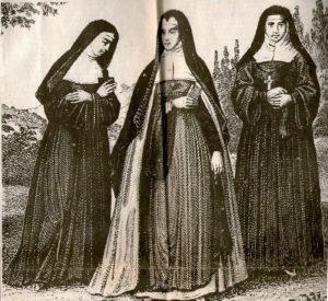 La monaca di Monza e le sue complici. Insieme a Gian Paolo Osio, tutte furono responsabili dell'uccisione di Caterina da Meda