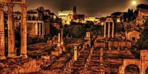 Antica Roma. Il natale di Roma cade il 21 Aprile