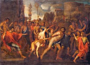 Expulsion of Tarquinius Superbus