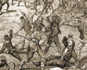 Ricostruzione della tragica spedizione di Carlo Pisacane