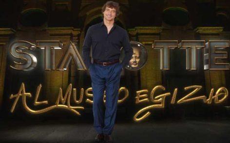 Stanotte al Museo Egizio è condotto da Alberto Angela