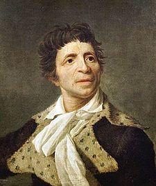 Ritratto di Jean-Paul Marat. Il rivoluzionario aveva il Morbo di Hodgkin?