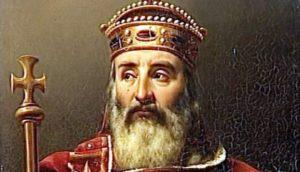 Ritratto di Carlo Magno