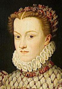 Ritratto di una giovane Caterina de' Medici