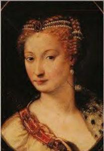 Ritratto di Diana di Poitiers
