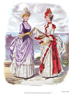 """Moda Femminile """"Pericolosa"""": Mantelli, Gonne e Malattie"""