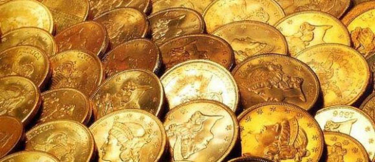 moneta d'oro