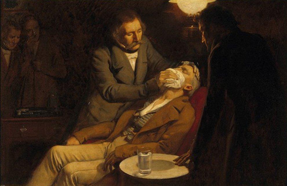 anestesia moderna