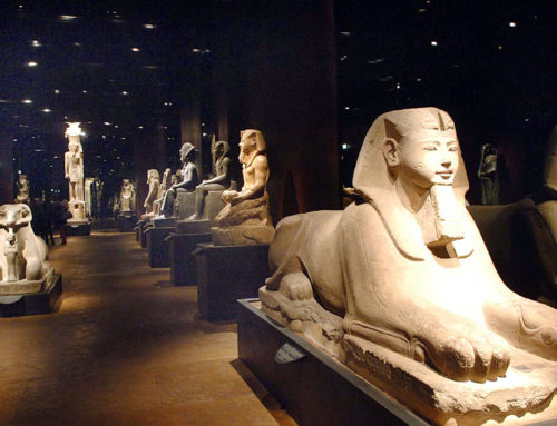 Il Museo Egizio deve Restare a Torino!