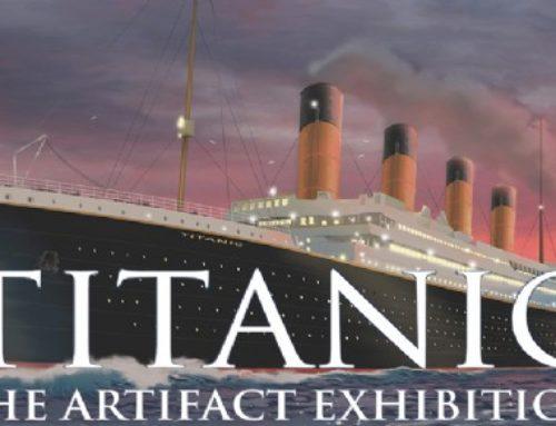Il Titanic in Mostra a Torino