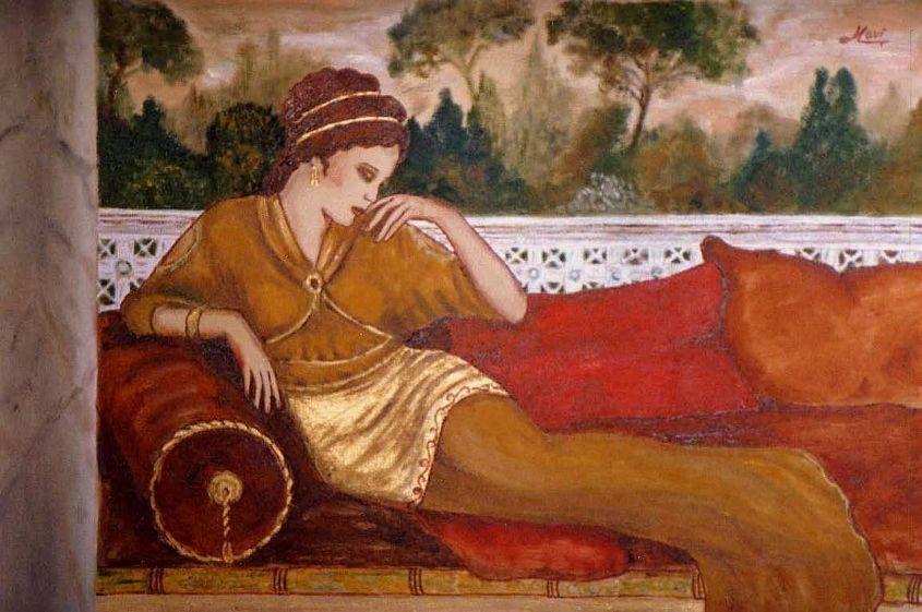 donne roma