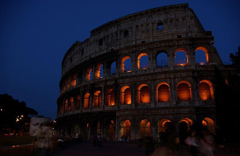 Colosseo demonio