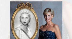 Maria José e Lady Diana