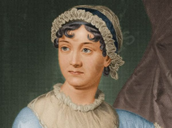 Portrait of Jane Austin