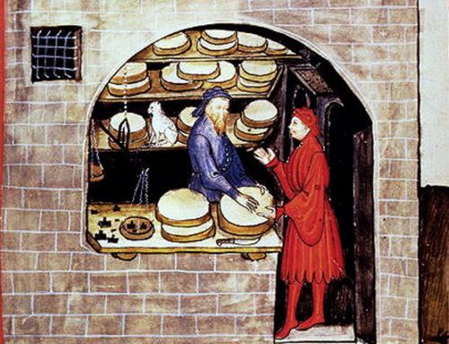 Mestieri Medievali: il Formaggiaio