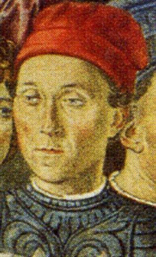 """Piero de' Medici detto """"il Gottoso"""""""