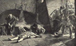 morte di Nerone