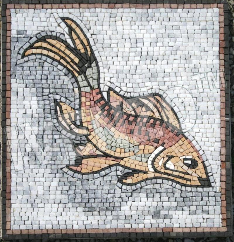 mosaico Apicius