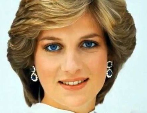 Lady Diana in Mostra a Torino