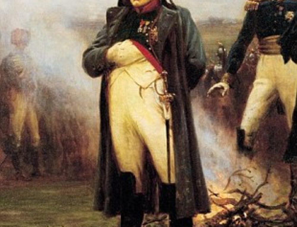 Perché Napoleone è spesso Ritratto con la Mano nel Gilet?