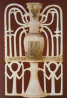 porta unguenti alabastro