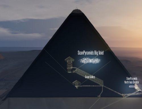 Scoperta Eccezionale in Egitto: un'Altra Stanza Segreta nella Piramide di Cheope