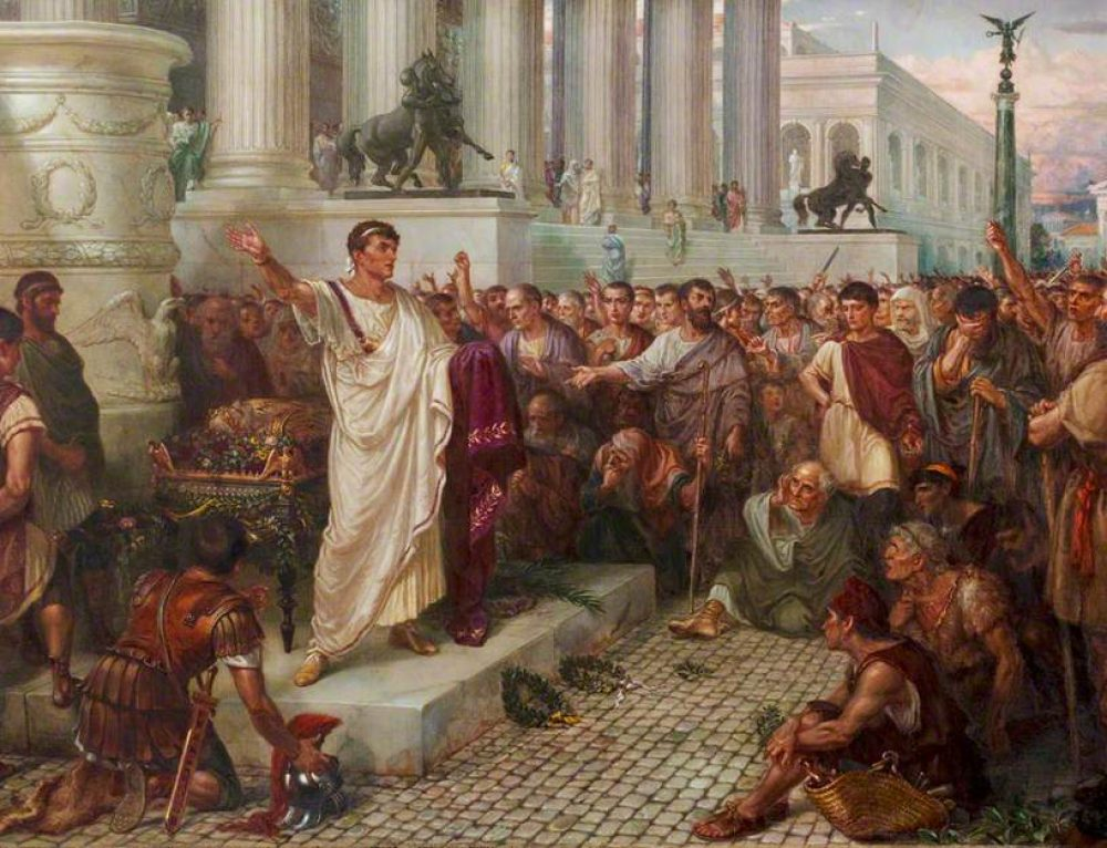 Julius Caesar Essay - Shmoop