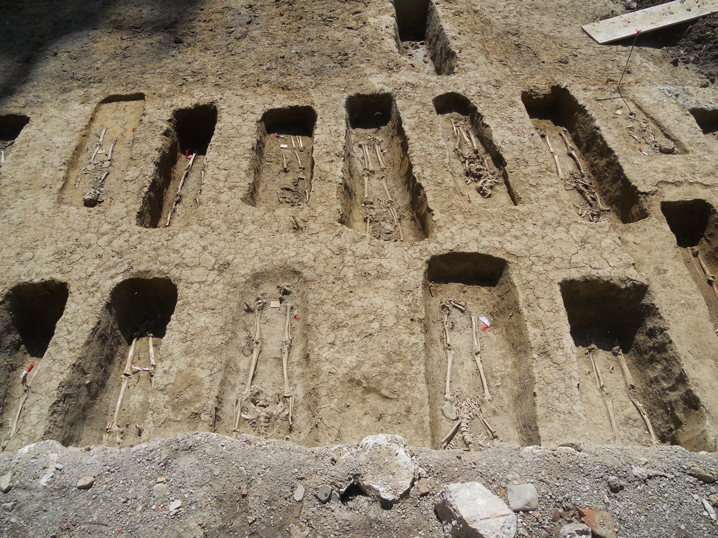 cementerio judío de Bolonia
