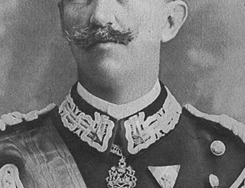 La Salma di Vittorio Emanuele III è in Italia