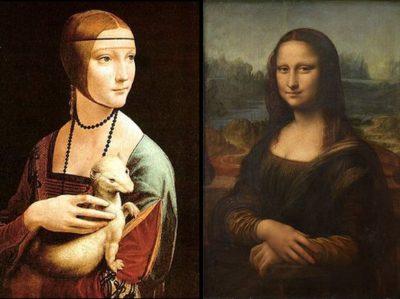 Mulheres Leonardo da Vinci