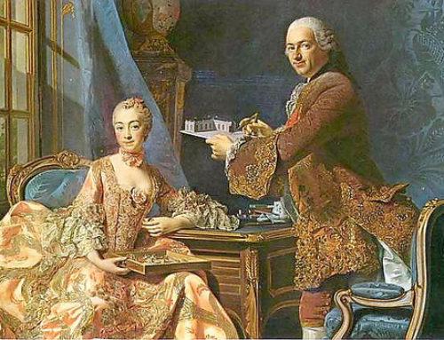 La Dieta Afrodisiaca di Madame de Pompadour