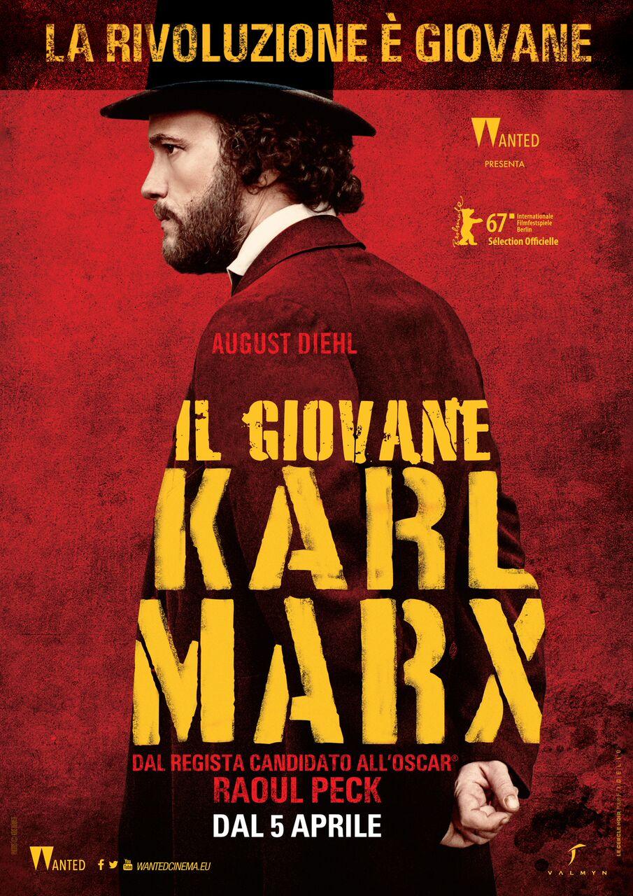 il giovane Karl Marx
