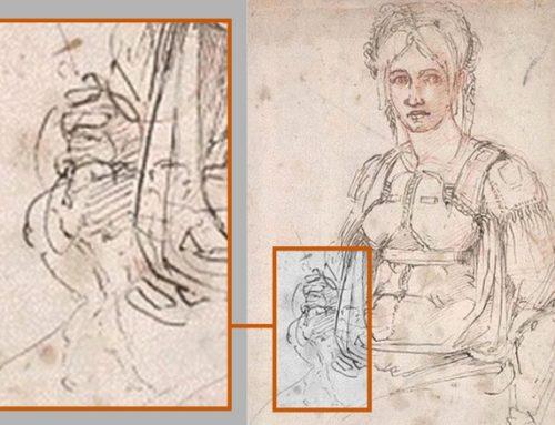 Autoritratto (Nascosto) di Michelangelo Scoperto in una sua Opera?