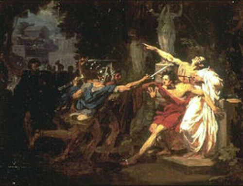 The Assassination of Caius Gracchus: un'Altra version