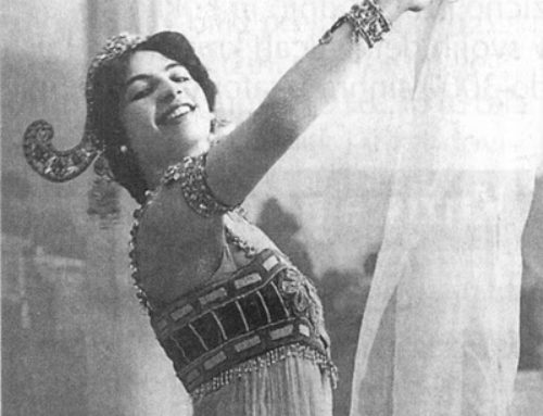 Shooting of Mata Hari