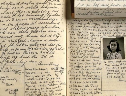 "Diary of Anne Frank: Discoveries Pages ""prohibited"""