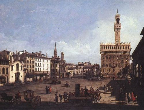 Florenz zur Zeit des Medici: die Taverne der Schnecke