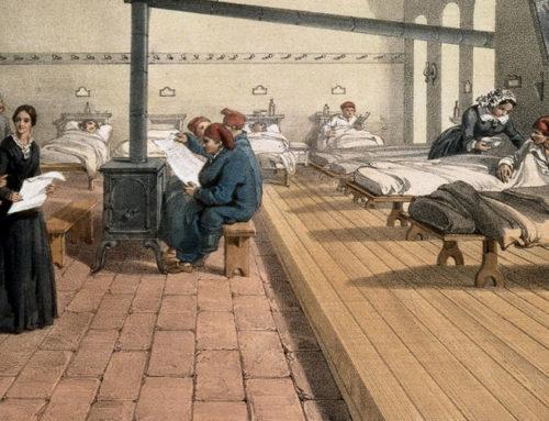 Florenz in der '500: Vanguard Krankenhäuser